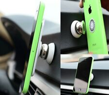 360 Rotating Magnetic Steel Car Holder Mount Dashboard For iPhone 5 5S 6 6S PLUS