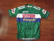 Brand New Team Sanson Campagnolo cycling Jersey,