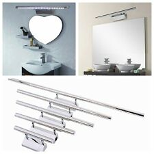 3W-15W SMD 5050 White LED Mirror Front Light Lamp Bathroom Wall Stainless Steel
