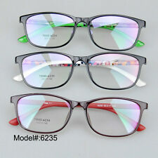 6235 Unisex full rim TR90 eyewear optical myopia frame spectacles eyeglasses