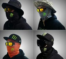 CA Balaclava Face Mask Outdoor sports Monster Claw Motorcycle Biker Skateboard