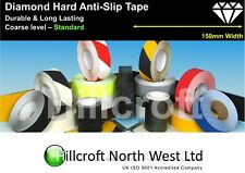 Standard 150mm Anti Slip Tape High Grip Adhesive Backed Safety Grip