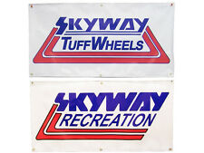 Old School BMX Skyway Recreation & Tuff Wheels Banners by Skyway