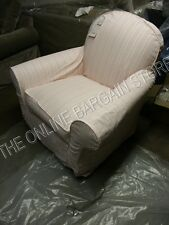 Pottery Barn Kids Dream Rocker Rocking sofa Accent Chair baby nursery slipcover