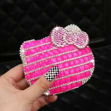 HelloKitty Shiny Bling Compact two-sided mirror Cosmetic / Make Up Mirror AA-F85