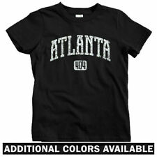 Atlanta 404 Kids T-shirt - Baby Toddler Youth - GA Georgia Braves Falcons Hawks