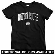Baton Rouge 225 Kids T-shirt - Baby Toddler Youth Tee - LA Louisiana New Orleans