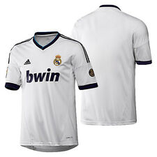 adidas REAL MADRID 2012-2013 Home Soccer Jersey Brand New