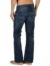 DIESEL NEW-FANKER 075L Regular SLIM BOOTCUT JEANS NWT $298 27 x 30 Made in Italy