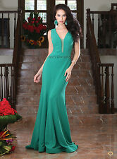 TheDressOutlet Long Plus Size Prom Formal Dress Evening Gown