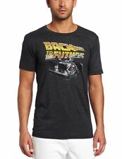 Back To The Future Delorean Car Soft T-Shirt SM, MD, LG, XL, XXL New