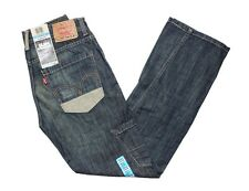 New Levis 514 Boys Slim Fit Straight Leg Zipper Fly Blue Denim Jeans Junior