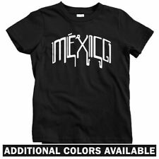 Mexico Mech Kids T-shirt - Baby Toddler Youth Tee - Graffiti Street Art Mexican