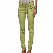 83105 jeans 7 FOR ALL MANKIND LIGHT STRETCH DRILL pantaloni donna trousers women