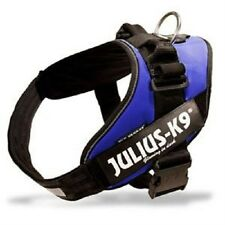 Julius-K9 IDC Powerharness Blue Julius Vest Dog Harness No Pull FREE SHIPPING