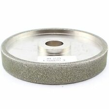"6"" inch Diamond Electroplated Facing Grinding Wheel Lapidary Grit 45-2000"