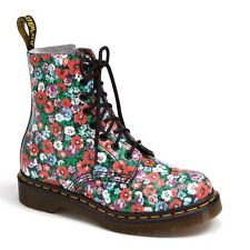 Dr.Martens Pascal Black Multi Leather Womens Boots - 13512004