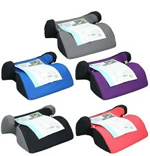 SMALL POLYSTYRENE KIDS CHILDS SEAT RAISE BOOSTER CAR SEAT 3-12 YRS (15-36 KGS)