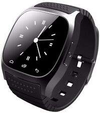 M26 Bluetooth Wrist Smart Watch Phone Mate For iPhone Android IOS Samsung HTC LG