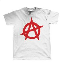 Anarchy Retro Punk Biker T Shirt - SAMCRO