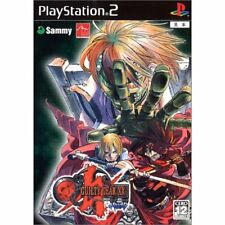 Used PS2 Guilty Gear XX Reload Japan Import