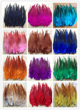 Wholesale 50/100pcs beautiful rooster tail feathers 12-15cm / 5-6inches 12colors