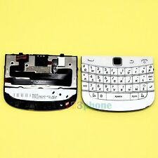 Trackpad Flex Cable + Keyboard Keypad + Bottom Cover For Blackberry Bold 9900