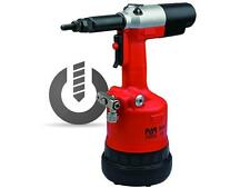 FAR KJ45's Air Rivet Nut Tool | M4 - M12 Capacity | Nose Assemblys & Case Includ