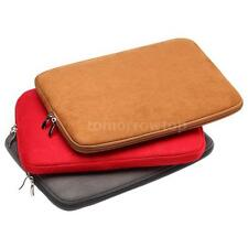 Laptop Bag Carrying Sleeve Case Cover Pouch for MacBook Netbook Ultrabook J2X6
