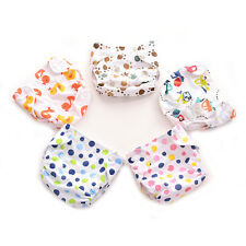 Kids Infant Reusable Washable Baby Cloth Diapers Nappy Cover Adjustable 2016