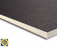 Anti-Slip Mesh Phenolic Birch Plywood Sheets - Trailer Flooring Buffalo Board