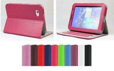 "Leather Stand Case Cover For 7"" inch Samsung Galaxy Tab 2 P3100 P3110 P6200"