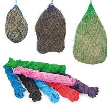 Shires Haylage Net Small Holed Hay Net Haylage ALL SIZES & COLOURS