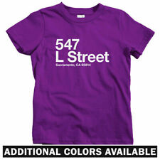 Sacramento Basketball Stadium Kids T-shirt - Baby Toddler Youth Tee - Kings Fan