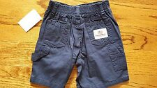 New RALPH LAUREN Little Boys Navy Blue Polo Jeans Co 67 Cargo Shorts Sport NWT