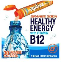 Zipfizz Healthy Energy Drink Mix, 30 Tubes Any Flavor - Hours of Enhanced Energy