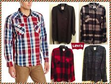 Levis Men Button down Shirts Long Sleeves One or two pockets