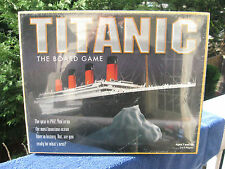 Titanic The Board Game 1998 By Universal Games~New & Factory Sealed