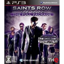 Used PS3 Saints Row: The Third - The Full Package Japan Import