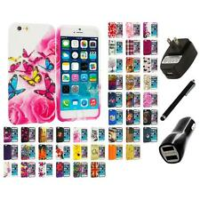 For Apple iPhone 6 PLUS 5.5 TPU Design Silicone Case Cover Charger+Stylus