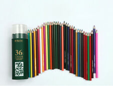 Wooden Water Color Pencil Set Fine Art Drawing Colored Pencils for Artist Sketch