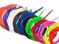 BMX Brake Cables Sold in Pairs Various Colours Old School BMX