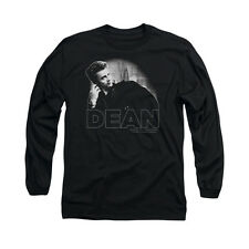 JAMES DEAN CITY DEAN Licensed Men's Long Sleeve Graphic Tee Shirt SM-3XL