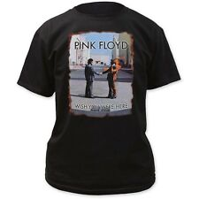 Brand New Pink Floyd Wish You Were Here Cover T-Shirt