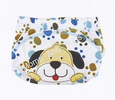 1x Potty Training Pants for Girls Boys Unisex Sizes from 80 90 100 - Dog Design