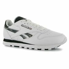 Reebok Classics CTM Tech Metallic Mens Shoes Trainers Wht/Blk/Silve Sneakers