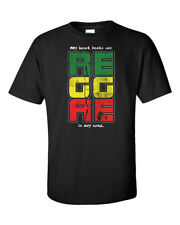 Reggae T-Shirt Jamaica Music Irie Rastafari Roots Jah Club Yaam Ragga Dancehall