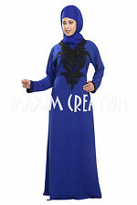 New Evening Wear Maghribi Farasha Kaftan Islamic Maxi Dress For Women 5418
