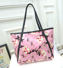 Newest Women's Fashion Personalized Large Capacity Bag Flower Big Shoulder Bags
