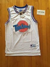 MICHAEL JORDAN 23 SPACE JAM TUNESQUAD Tune squad jersey White Basketball USA 2